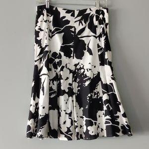 Ralph Lauren Black & white skirt